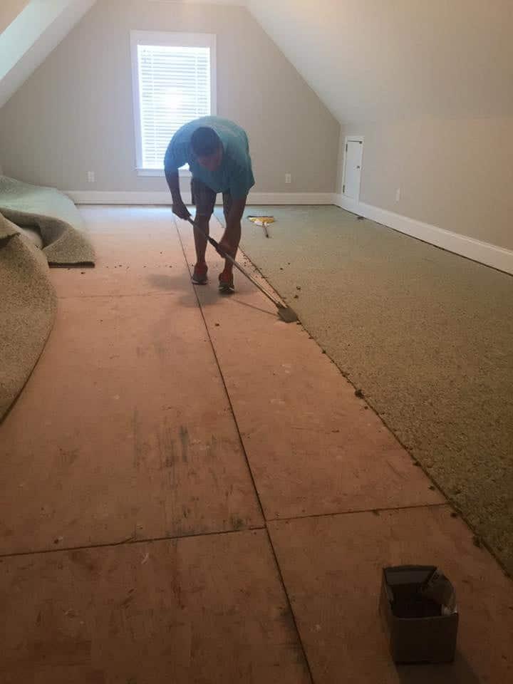 Floor Queak 2