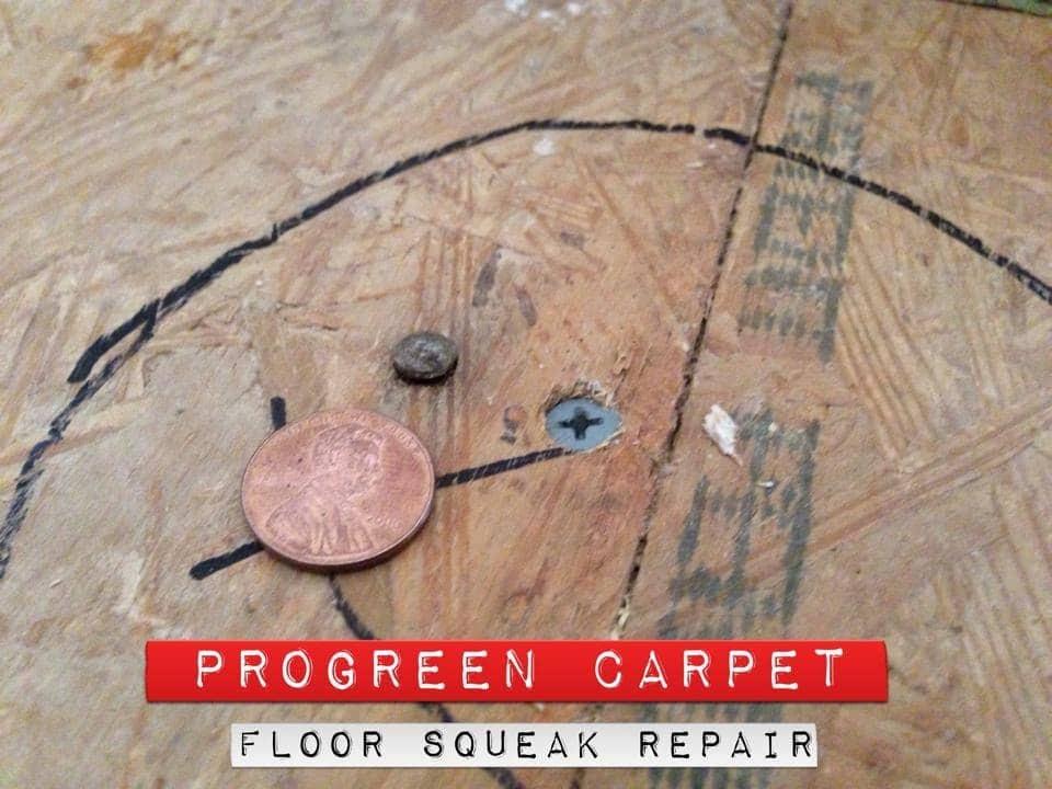 Floor Queak 4