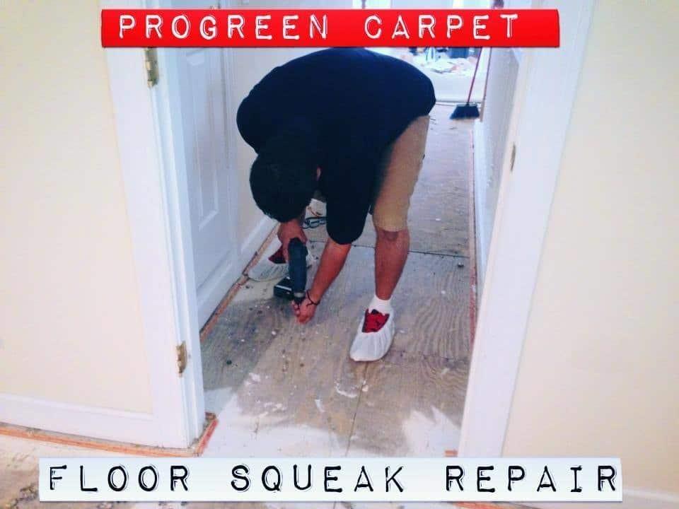Floor Queak 3