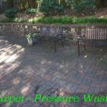 Pressure Washing Concrete 18