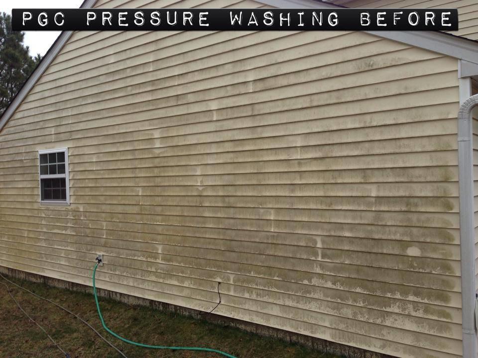 pressure washing 12