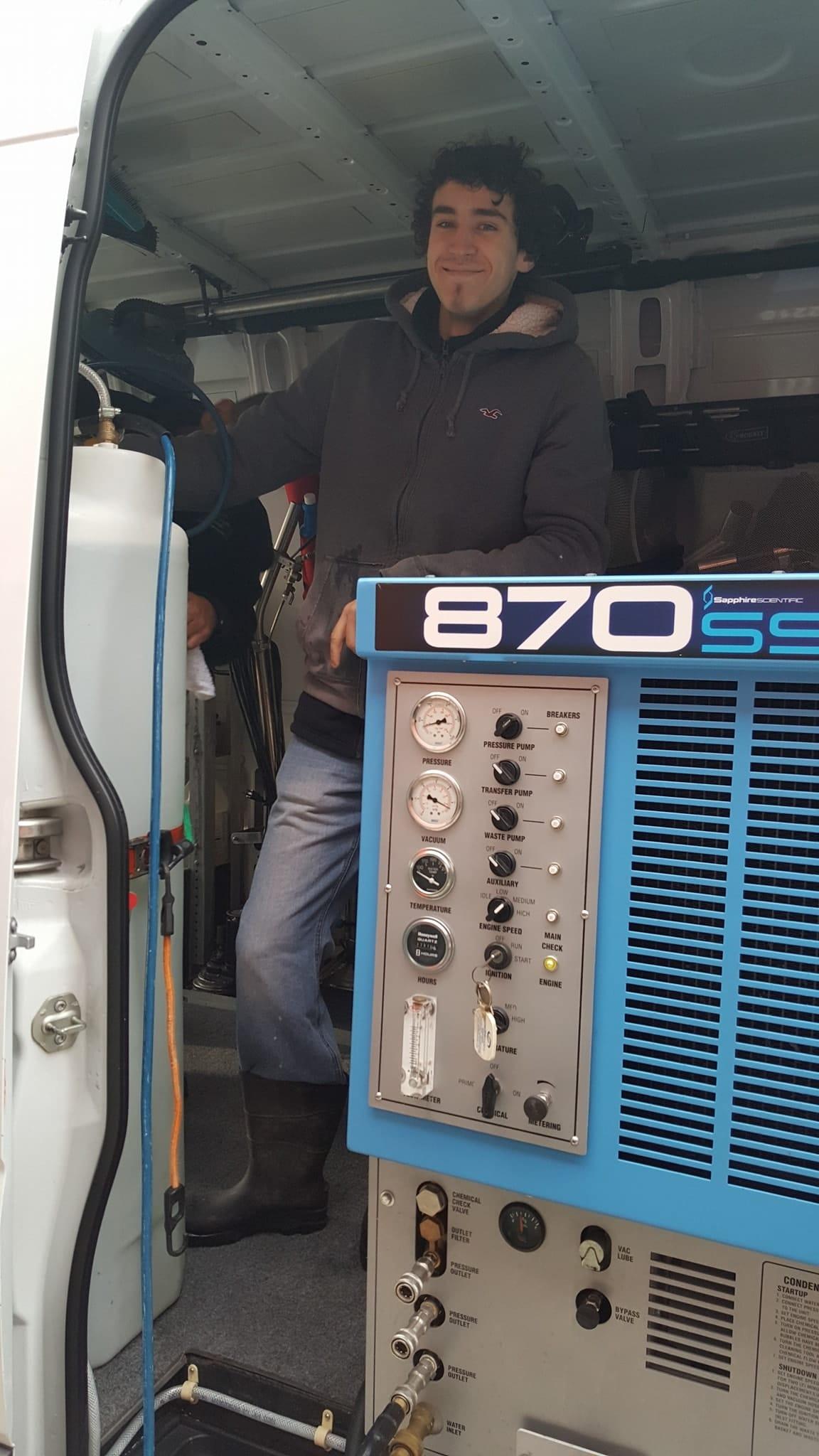 Team Van 23